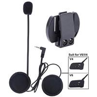 Headset & Clampkit Intercom V4/V6 Pro