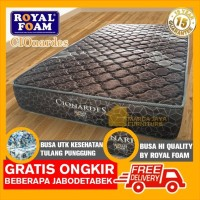 Kasur KESEHATAN ROYAL FOAM CIONARDES ORTOPEDIC Uk 160 x 200 cm las