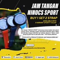 Jam Tangan Outdoor Pria Sports NINOCS Sport - Asli & ORIGINAL