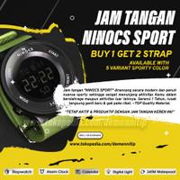 Jam Tangan Pria Murah NINOCS Sport - Asli & ORIGINAL