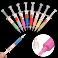 8pcs Diamond Polishing Lapping Paste Compound Syringes Set 5 Gram