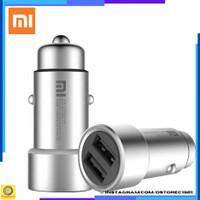 Xiaomi Mi Car Charger Dual USB Fast Charging QC 3.0 ORIGINAL [Silver]
