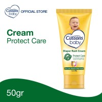 ORAMI - Cussons Baby Cream Protect Care Diaper Rash 50gr
