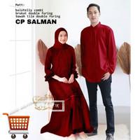 Couple Salman Couple Gamis Muslim