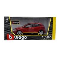 Bburago 1:24 Scale Volkswagen Polo GTI Mark 5 Diecast Vehicle (Colors