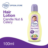 ORAMI - Cussons Baby Hair Lotion Candle Nut & Celery 100ml