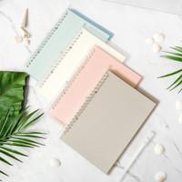 Panmomo Slim File Binder Notebook A5