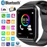 Best Seller Tu88 Jam Tangan Pintar U10 A1 Model Touch Screen GSM SIM