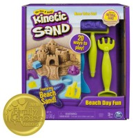 Kinetic Sand Beach Day Fun Natural Colour Limited