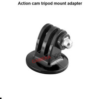 ^ Action cam tripod mount adapter