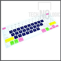 Candy Color Silicone Keyboard Cover Protector Skin Macbook Air/Pro 15