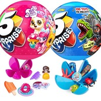 Zuru 5 Surprise Boys and Girls Mystery Ball - Bundle of 2 Toys