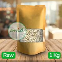 Raw Sunflower Seeds | Biji Bunga Matahari/Kuaci Kupas Mentah 1kg