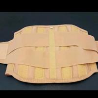 korset lumbar / korset pinggang / penyangga tulang belakang - Size S