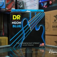 BL8172 Senar Bass DR Strings Neon Bass NBB10105 HIDEF BLUE Di