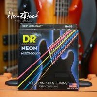 BL7387 DR Strings K3 Neon Hi Def Multi Color Bass NMCB 40 100 Senar