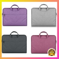 Tas Softcase Jinjing Laptop Notebook Netbook Sleeve Macboo Asus Dell H