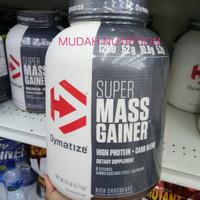 Dymatize SUPER MASS GAINER 6 lbs - Gainer Supermass Dymatize