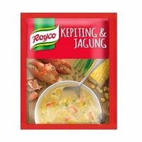 Royco Sup Krim Kepiting Jagung | Soup Cream