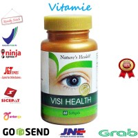[BPOM] Nature's Health Visi Health 60 Softgel