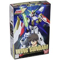 Bandai Hobby WF-01 Wing Gundam 1/144, Bandai W-Series Action Figure