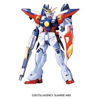 "Bandai Hobby Wing Gundam 0 Gundam Wing"" HG 1/60 Figure Model Kit"