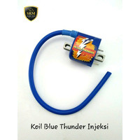 coil koil kuil racing blue thunder gp injeksi mio j beat scoopy fi