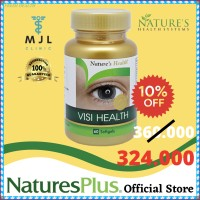 Natures Health Visi Health 60 softgels FH79