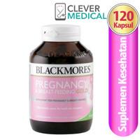 Blackmores Pregnancy & Breast Feeding Gold isi 120 Kapsul