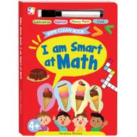 Opredo Wipe Clean Book: I am Smart at Math