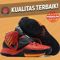 Sepatu Basket Sneakers Nike Kyrie 6 Mamba Mentality Bruce Lee red