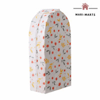 6519 Cloth Dust Cover SUIT / Cover Pakaian Sarung Pakaian 60X30X110CM