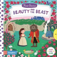 Buku campbell Beauty and the Beast - First Story