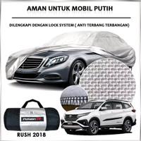 Sarung Cover Mobil Putih All New Rush Terios Anti Air tools n parts