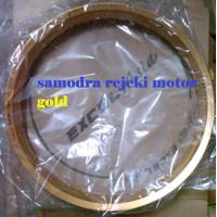 velg takasago excel asia 14 x 215 black gold silver titanium last s