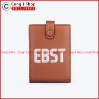 ID CARD HOLDER EVERBEST ORIGINAL EVE-ANTA COKLAT TAN MUDA