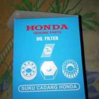 Oli Filter / Filter Oil Honda Jazz Oem