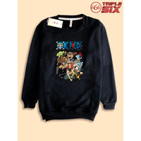 Sweater Sweatshirt Anime One Piece Mugiwara Pirates Straw Hat