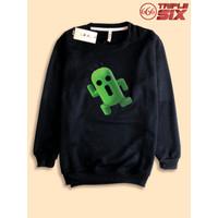 Sweater Sweatshirt final fantasy cactuar