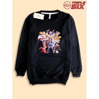 Sweater Sweatshirt Hololive Vtuber Festival