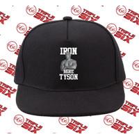 Topi Snapback Cotton Iron Mike Tyson