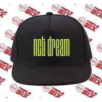 Topi Snapback Cotton Kpop NCT Dream