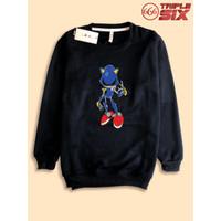 Sweater Sweatshirt Sonic the hedgehog Metal sonic