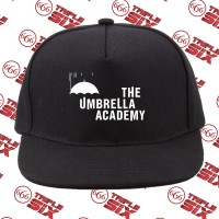 Topi Snapback Cotton The Umbrella Academy netflix