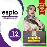 Pembersih Muka Untuk Kulit Sensitif Dan Berjerawat Sabun Collagen Aman