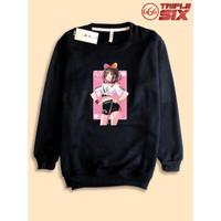 Sweater Sweatshirt Anime Vtuber Kizuna Ai Hello World