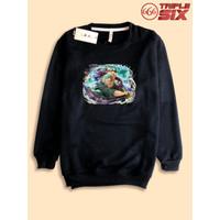 Sweater Sweatshirt Anime Roronoa zoro tatsumaki One piece