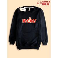 Sweater Sweatshirt Anime K On Logo