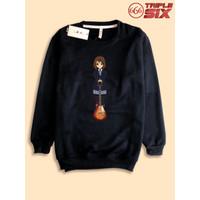Sweater Sweatshirt Anime Hirasawa Yui K On