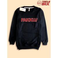 Sweater Sweatshirt Fakku